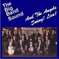 And The Angels Swing! Live! CD